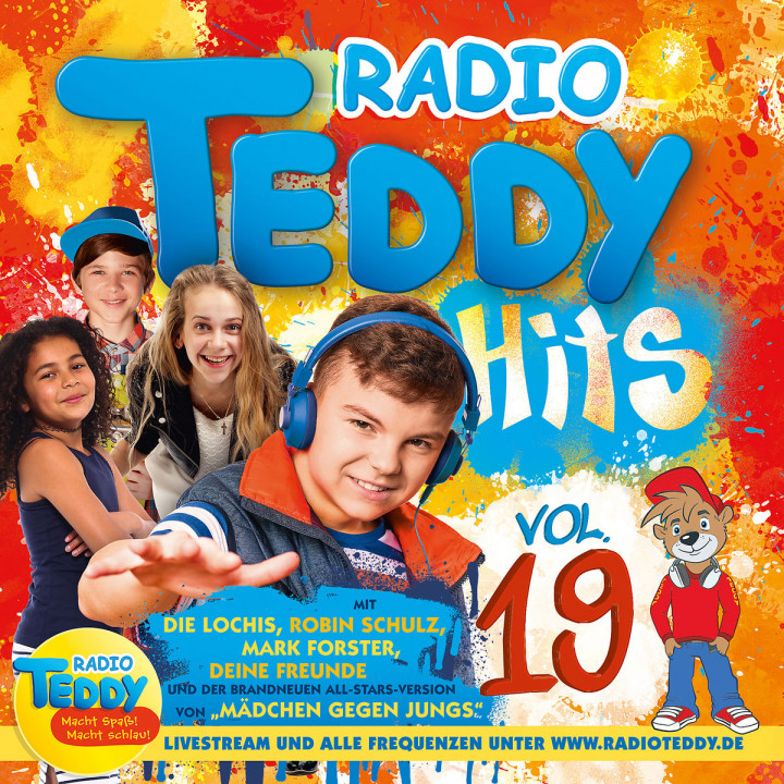 Radio Teddy Hits Vol. 19