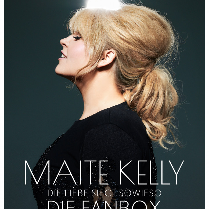 Maite Kelly - Die Liege siegt sowieso - Fanbox