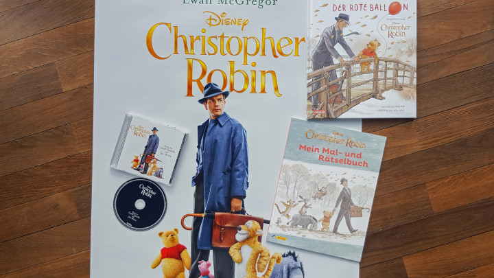 Christopher Robin Gewinnspiel