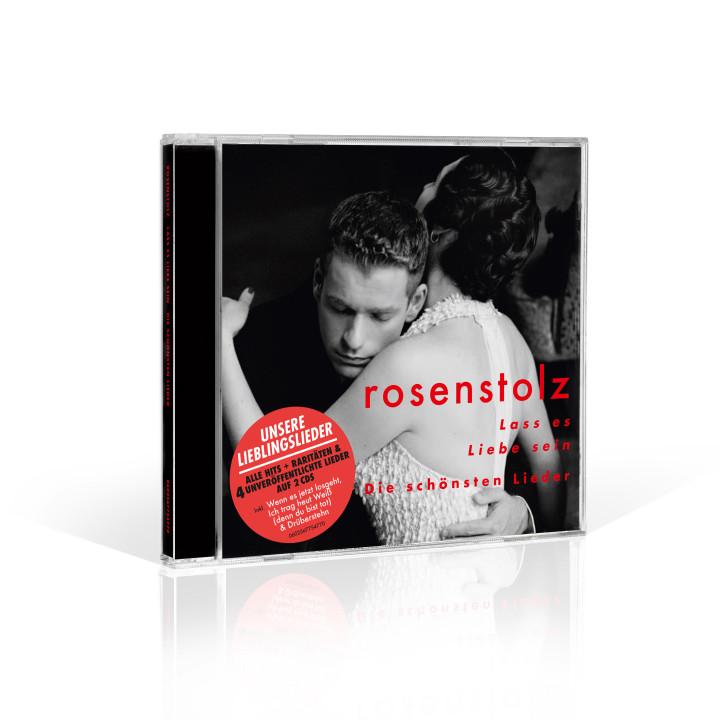 """Rosenstolz - Album """"Lass es Liebe sein"""""""