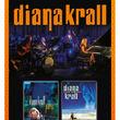 Diana Krall, Live In Paris & Live In Rio, 05051300536770