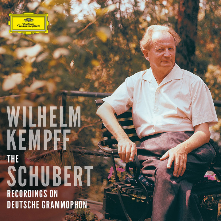 Complete Schubert Solo Recordings on Deutsche Grammophon