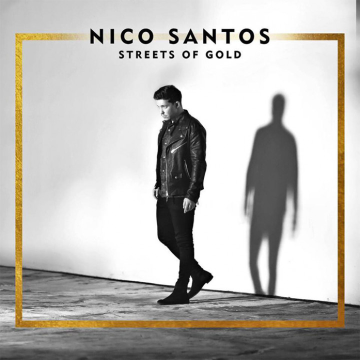 Nico Santos - Streets Of Gold Album Cover