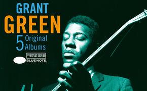 5 Original Albums, Grant Green - Akkordarbeiter auf sechs Saiten