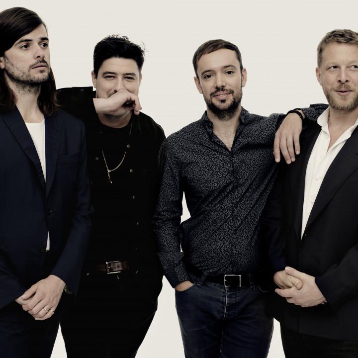 Mumford & Sons 2018