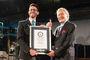Diana Krall, Fascinating Rhythm - Guinness-Weltrekord für Tony Bennett