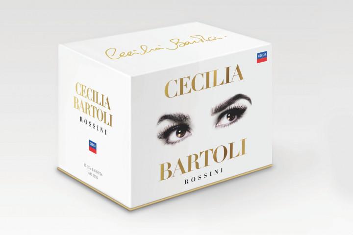 Cecilia Bartoli: Rossini Edition