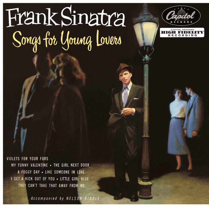 Frank Sinatra - Swing easy Songs For Young Lovers