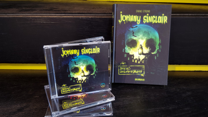 Johnny Sinclair Gewinnspiel