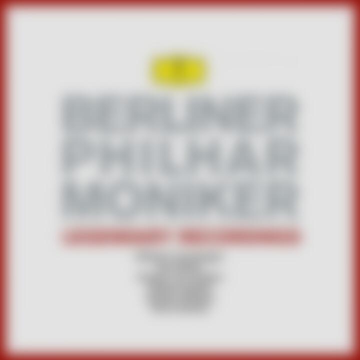 Berliner Philharmoniker Legendary Rec. (Ltd. Edt.)