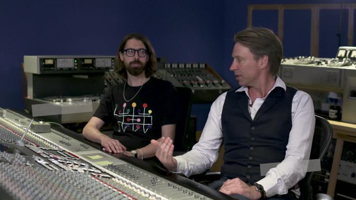 Giles Martin & Sam Okell White Album EPK