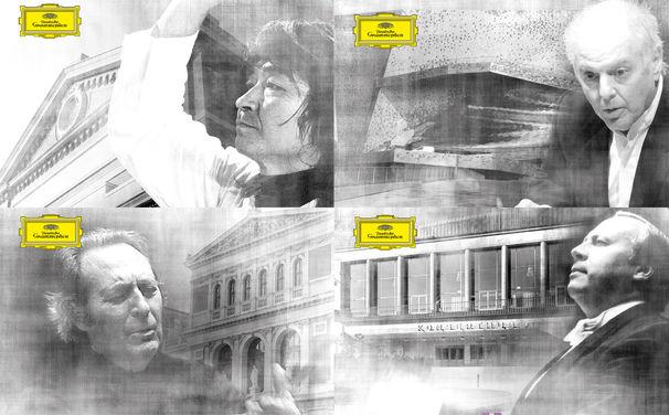 Seiji Ozawa, Großartige Partnerschaften - Die Serie Conductors & Orchestras geht in die nächste Runde