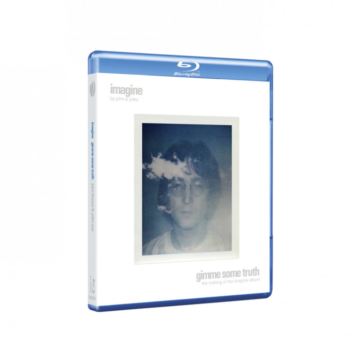John Lennon & Yoko Ono - The Making Of Imagine Blu-Ray