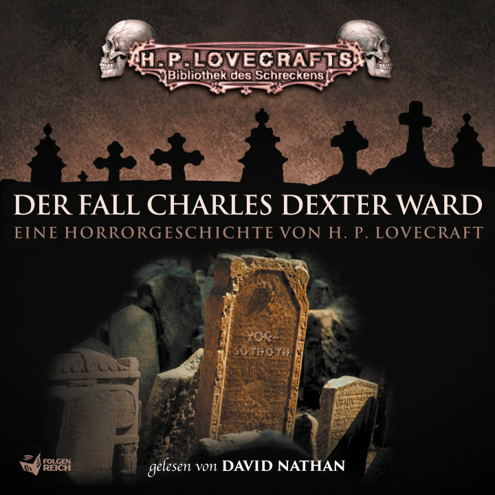 Cover Lovecraft Dexter Ward