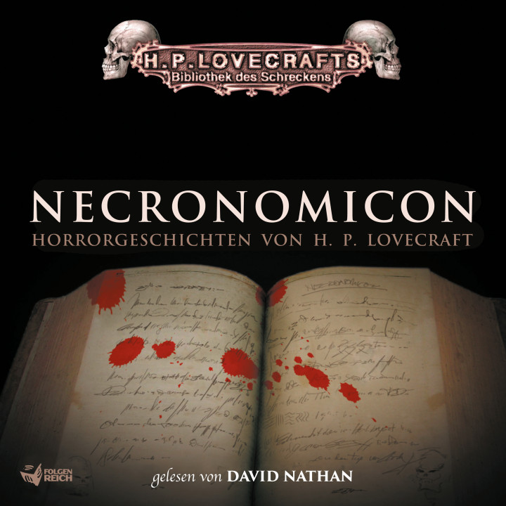 Cover Lovecraft Necronomicon