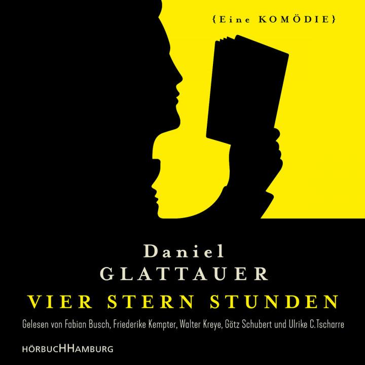Daniel Glattauer Vier Stern Stunden