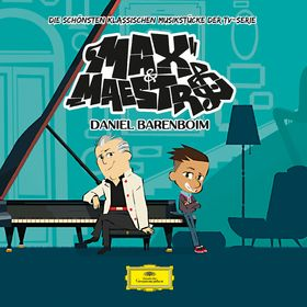 Daniel Barenboim, Max & Maestro, 00028948358359