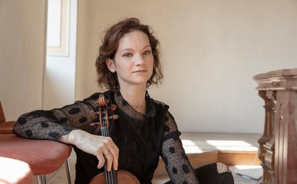 Hilary Hahn, Lang ersehnt – Das neue Bach-Album der Stargeigerin Hilary Hahn
