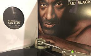 JazzEcho-Plattenteller, Bass Boss - Marcus Millers aktuelles Werk endlich auch als LP