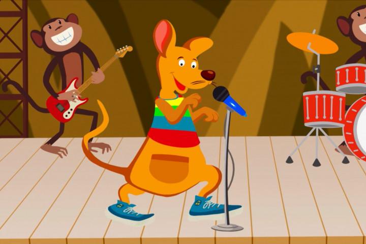 Volker Rosin Das singende Känguru News