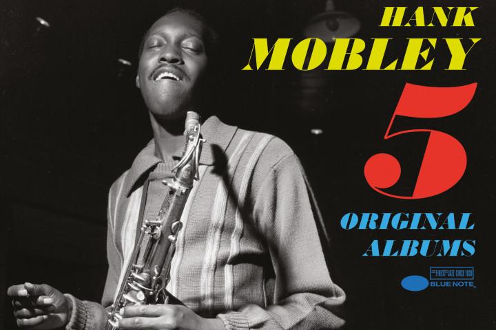 5 Original Albums - Hank Mobley