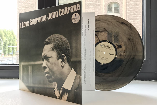 John Coltrane, Exklusiv im neuen Shop - Coltrane-Klassiker als Spezial-LP