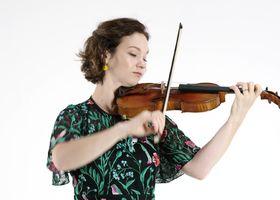 Hilary Hahn, Bach: Sonata für Solo-Geige Nr. 1 - Presto
