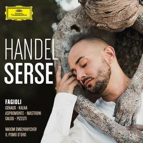 Franco Fagioli, Handel: Serse, 00028948357840