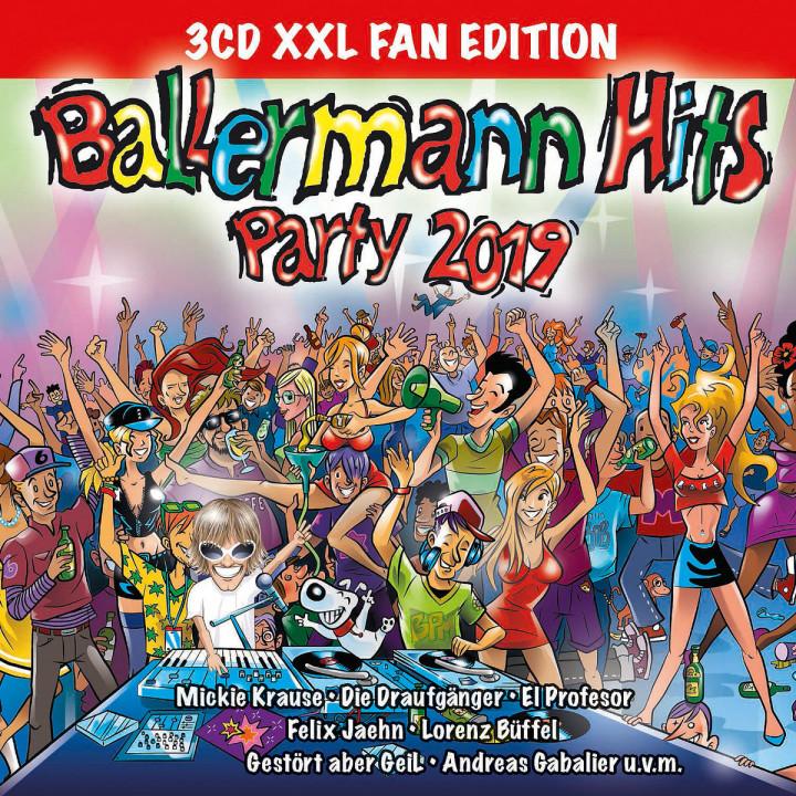 Ballermann Hits Party 2019 (XXL Fan Edition)