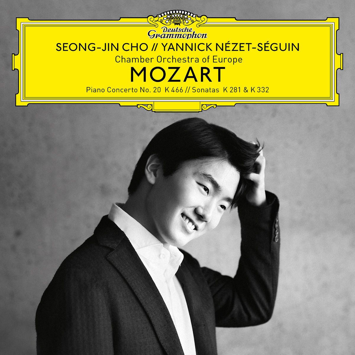 Produktfamilie | MOZART Piano Concerto No.20 + Sonatas / Cho