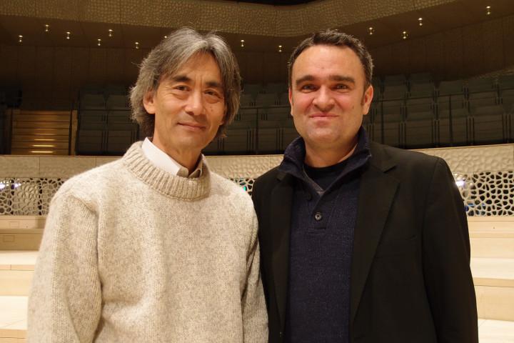 Kent Nagano, Jörg Widmann