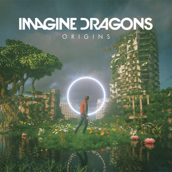 Imagine Dragons - Origins Album Cover