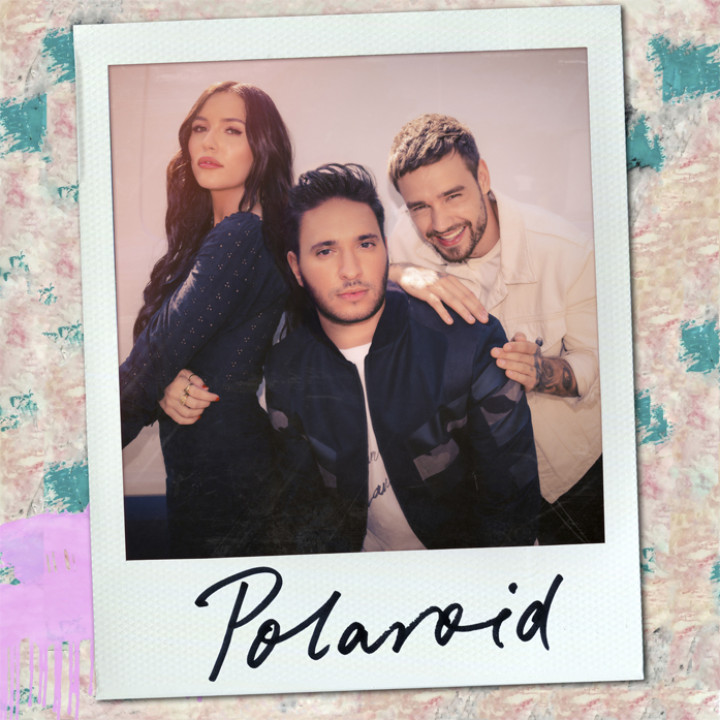 Jonas Blue feat. Liam Payne & Lennon Stella - Polaroid Single Cover