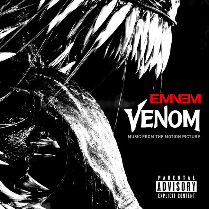 Eminem - Venom Soundtrack Single Cover