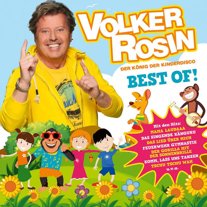 Best of Volker Rosin