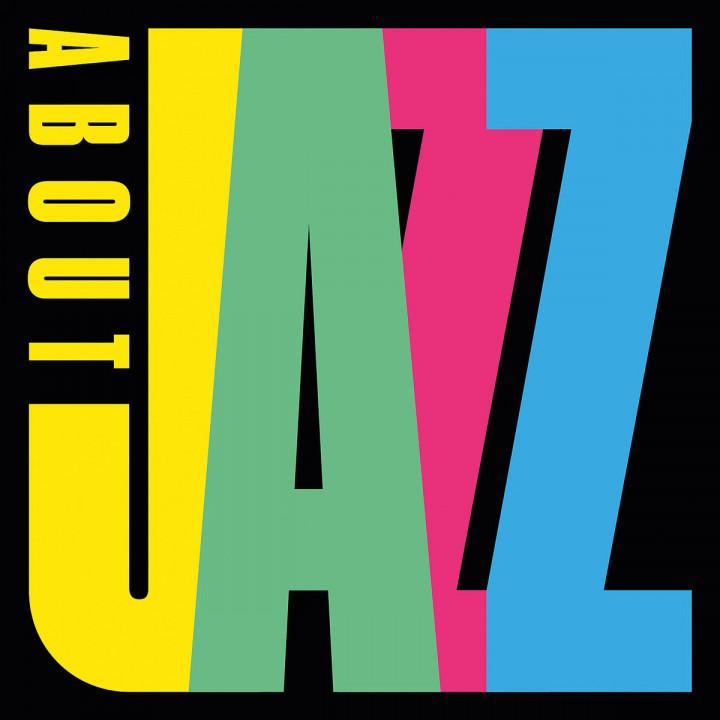 aboutJAZZ (4-LP-Set)