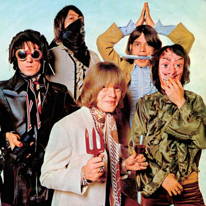 Rolling Stones 2018