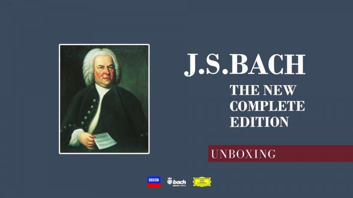 Bach333 entdecken (Unboxing Teaser)