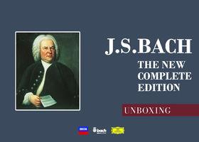Johann Sebastian Bach, Bach333 entdecken (Unboxing Teaser)