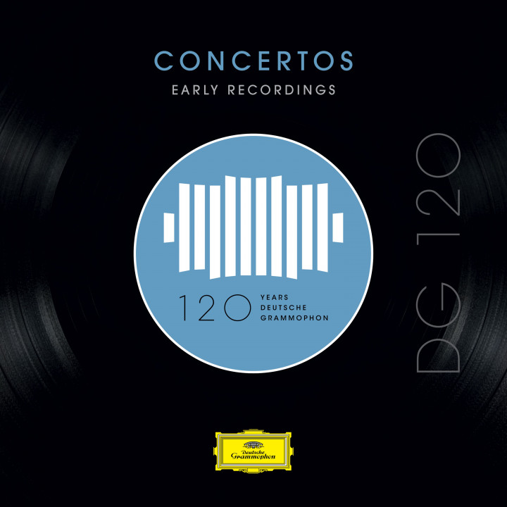 DG 120 - Concertos (early recordings)