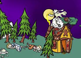 Elvis das Schaf, Elvis und Hänsel und Gretel