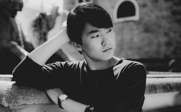 Seong-Jin Cho, Seong-Jin Cho wird mit dem Publikumspreis der Festspiele Mecklenburg-Vorpommern 2018 ausgezeichnet