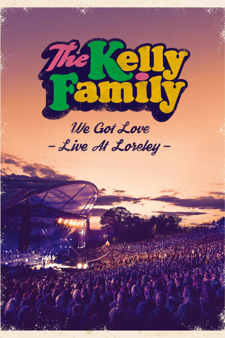 Family - We got love - Live at Lorely 2 DVD