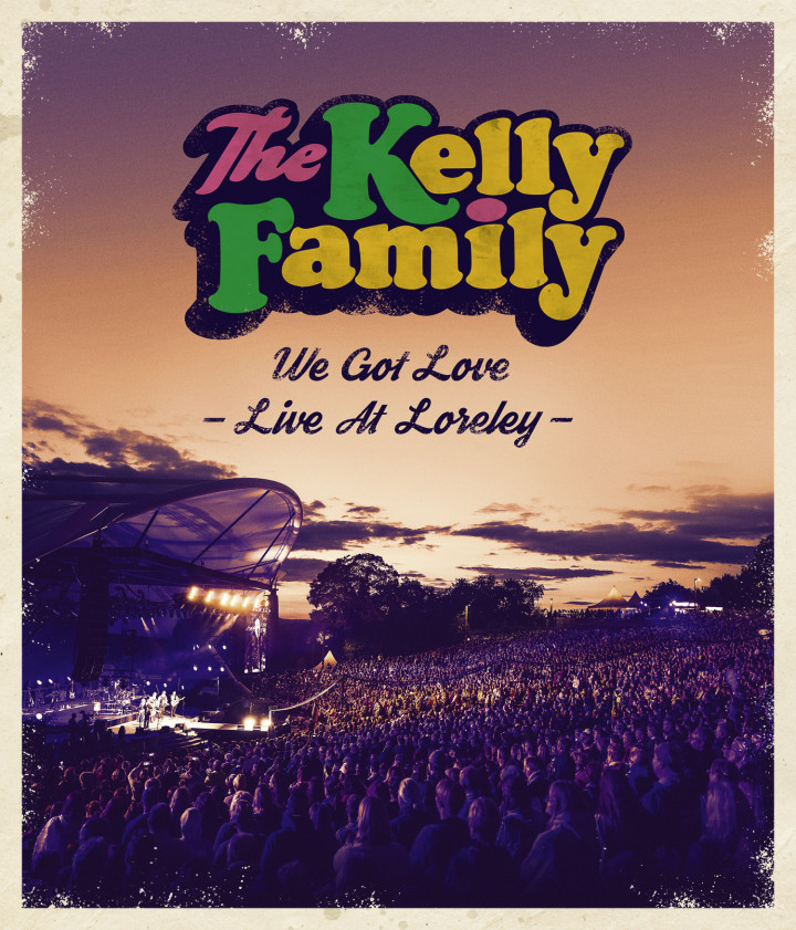 We Got Love - Live At Loreley (BluRay)