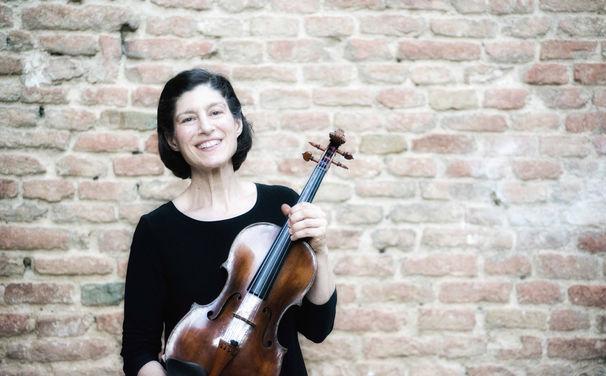 Kim Kashkashian, Ewiger Fluss – Kim Kashkashian spielt Bach