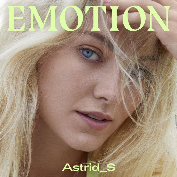 Astrid S - Emotion Single Cover