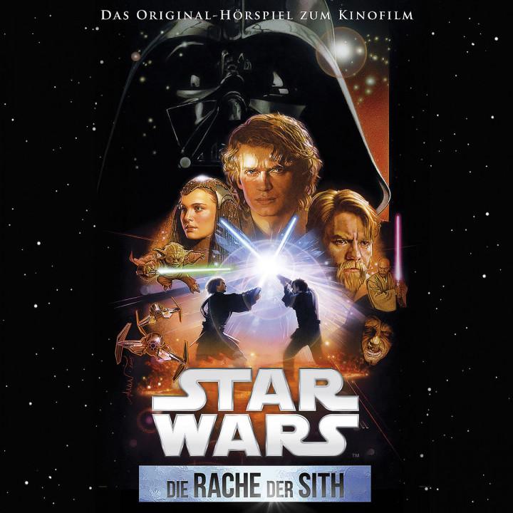Star Wars: Die Rache der Sith (Filmhörspiel)