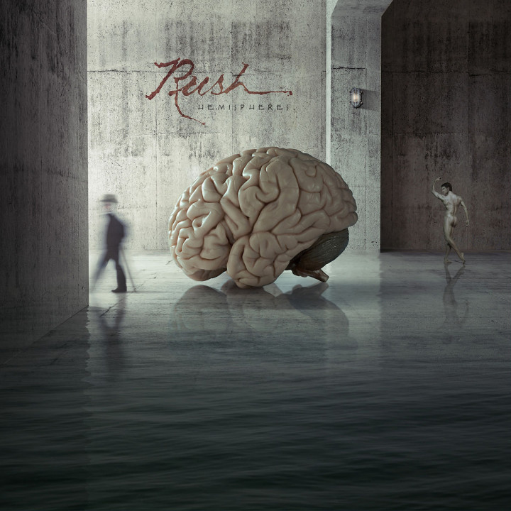 Hemispheres (40th Anniversary 3LP)