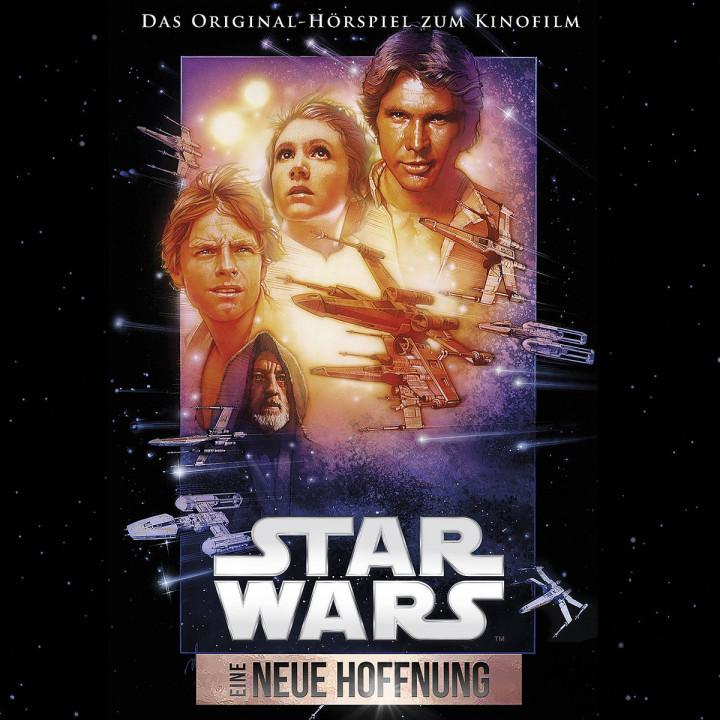 Star Wars: Eine neue Hoffnung (Filmhörspiel)
