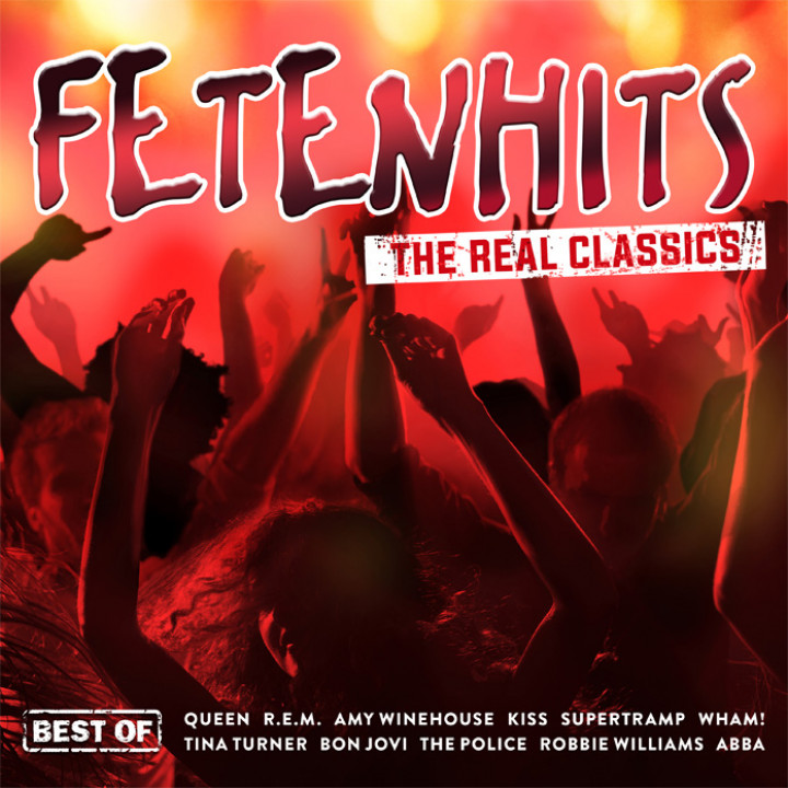Fetenhits The Real Classics